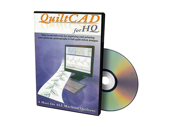Handi Quilter Canada 🍁 – Quilt CAD Software DVDQuilt Drawing Software